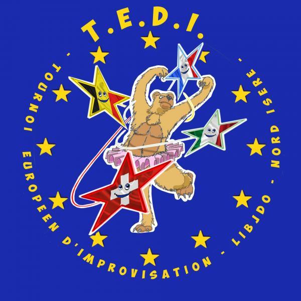 Logo tournoi international
